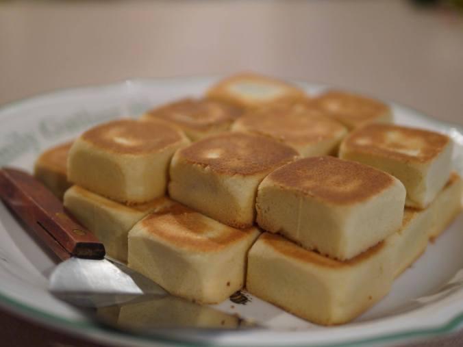 Pineapple Cakes