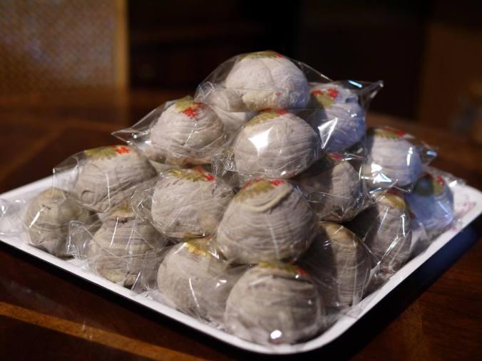 Taro Cakes