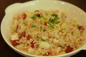 Mom's Fried Rice 媽媽炒飯